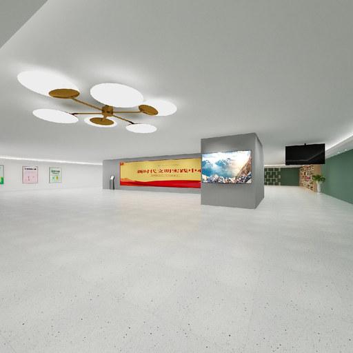 全景虚拟展厅-VR线上展厅虚拟现实