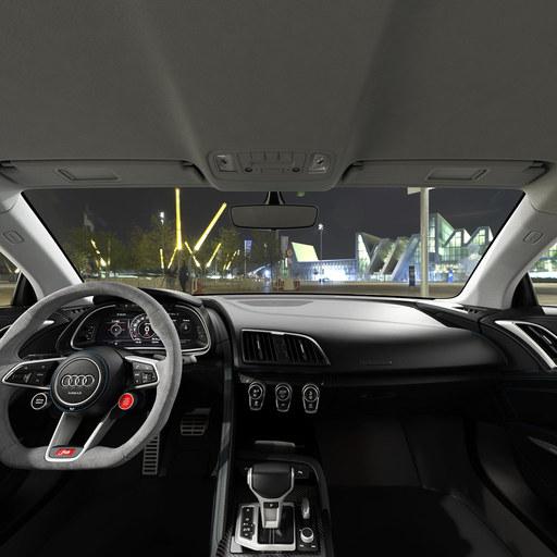 奥迪R8全景VR